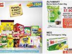 Promo JSM Alfamart Minggu, 14 Maret 2021: Ada Potongan Harga Sembako, Beras 5 Kg Rp 57.900