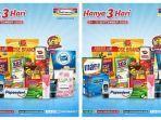 Katalog Promo Hanya 3 Hari di Indomaret Periode 11-13 September 2020, Promina Beli 2 Gratis 1