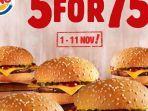 Promo Hari Minggu - Makan Lebih Hemat, Buy One Get One Free di Hokben hingga J.CO
