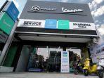 Piaggio Buka Diler Baru di Kudus dengan Konsep Motoplex, Ada Voucher hingga Promo Vespa