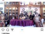Lebaran Hari Kedua, Puan Ungkap Silaturahmi Keluarga Besar dengan Video Conference
