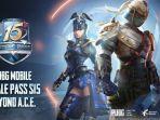 PUBG Mobile Season 15 Dimulai: Sediakan Berbagai Item Limited Edition