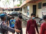 Puluhan Remaja Diamankan Setelah Kepergok Melakukan Aksi Vandalisme di Gudang Milik Warga