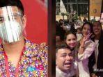 Polisi Akan Gelar Perkara Kasus Pesta Selebriti yang Dihadiri Raffi Ahmad dan Ahok