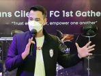 Raffi Ahmad cs Kunjungi PSSI, Wacana Perubahan Nama RANS Cilegon FC Mencuat