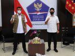 Komite Olimpiade Indonesia dan Satgas Penanganan Covid-19 Kampanye Bersama Penggunaan Masker