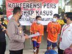 Sakit Hati Dipecat, Mantan Karyawan Rampok Minimarket, Todongkan Golok, Uang dan HP Dibawa Kabur