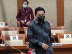 Menteri BUMN Erick Thohir Sebut Kasus Antigen Bekas Terjadi Akibat Adanya Kelemahan Sistem