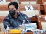 Menteri Erick Keluhkan Biaya Sewa Pesawat Garuda Mahal