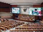 Tanpa Dihadiri Azis Syamsuddin, DPR RI Gelar Rapat Paripurna Pembukaan Masa Persidangan V