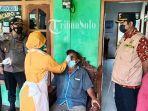 Jemput Bola, Satgas Kecamatan Sukoharjo Rapid Antigen Langsung di Rumah Pemudik