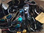 ratusan-kacamata-hitam-mewah-aset-first-travel-hh.jpg