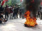 Jarah & Rusak Kantor Kementerian ESDM, 10 Demonstran di Jakarta Diamankan, 8 Pelaku di Bawah Umur