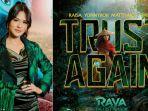Lagu 'Trust Again' Kolaborasi Raisa Bersama Rapper Asia Tenggara untuk Film Raya And The Last Dragon