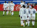 SEDANG BERLANGSUNG Live Streaming Huesca vs Real Madrid Liga Spanyol, Ini Susunan Pemainnya