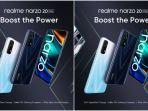 Daftar Harga HP Realme Terbaru Bulan Desember 2020, Realme Narzo 20 Pro Dijual Mulai Rp 3 Jutaan