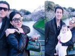 Lama di Jepang, Syahrini dan Reino Barack Tiba-tiba Pamer Gendong Bayi: Semoga Bisa Seperti Ini