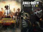 Perbandingan PUBG Mobile vs Call of Duty Mobile, yang Mana Favoritmu?