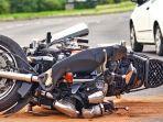 Driver Ojol Kecelakaan, Saksi Lihat Luka Cuma Lecet dan Masih Sadar, Namun Nyawanya Tak Selamat