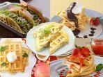 Resep Aneka Kreasi Waffle Enak dan Mudah, Inspirasi Menu Sarapan Praktis