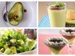 Resep Olahan Makanan dan Minuman dari Alpukat, Simak Tips Agar Alpukat Tidak Pahit