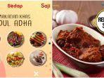 Resep dan Cara Membuat Rendang Daging Sapi, Mudah Anti Gagal
