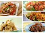 Resep Olahan Seafood Nikmat dan Tidak Berbau Amis, Simak Cara Membuatnya