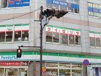 Manajer Restoran Besar di Jepang Curi Uang Rp 44 Juta dari Toko di Kota Hachioji