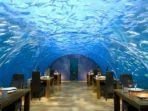 3 Restoran Unik dengan Konsep Ikan, Salah Satunya Ada di Pulau Maladewa