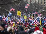 Resolusi Pemakzulan Terhadap Donald Trump Siap Rilis, Anggota Parlemen Teken Tanda Tangan