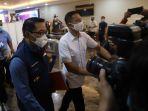 Gubernur Jabar Ridwan Kamil Tiba di Bareskrim untuk Memberi Keterangan Terkait Acara Rizieq Shihab