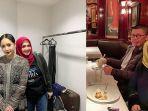 Rayakan Ulang Tahun Ayah Tiri Nagita Slavina, Rieta Amilia Pamer Kemersraan Tulis: My Lovely Hubby