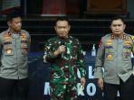 Kapolda Metro Jaya dan Pangdam Jaya Gelar Apel Pasukan Operasi Lilin Jaya 2020 di Monas