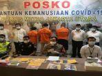 Direktur Perusahaan di SCBD Kepergok Polisi Pesan Ganja dari Medan