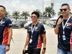 Rio Haryanto Bersama Tim T2 Motorsports Raih Hasil Positif Dalam Free Practice Asian Le Mans Series