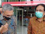 Ke KPK, Menteri ATR/BPN Sofyan Djalil Ambil Rampasan Korupsi