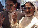 Ririn Ekawati dan Ibnu Jamil Resmi Menikah