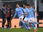 LINK Live Streaming Manchester City vs PSG Semifinal Leg 2 Liga Champions di SCTV