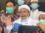 Malam-malam Jaksa Datangi Rutan Bareskrim Polri Temui Rizieq Shihab Kirim Surat Sidang Online