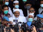 Kurang Lengkap, JPU Kembalikan Tiga Berkas Perkara Rizieq Shihab Cs ke Penyidik Bareskrim