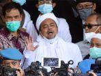 Berkas Kerumunan Petamburan Lengkap, Polri Bakal Serahkan Barang Bukti dan Rizieq Shihab ke JPU