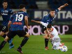 HASIL Atalanta vs AC Milan Liga Italia Babak I: Penalti Kessie Bawa Mimpi Rossoneri Dekati Kenyataan