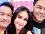 Ayu Ting Ting Kembali Syuting Setelah Isu Positif Covid, Ruben Onsu Sebut 'Arwah': Kakinya Napak Ga?