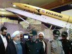 Geram Daerahnya Jadi Medan Perang, Irak Tuduh Serangan Misil Iran sebagai Pelanggaran Kedaulatan