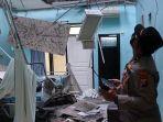 Tiga Ruang Pasien di Paviliun RSUD Mardi Waluyo Blitar Berantakan Akibat Gempa