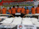9,2 Kg Sabu Diamankan Polres Bandara Soekarno-Hatta, Kurir Kabur dari Terminal 2, Sembunyi di Hotel