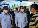 Menteri Trenggono Ajak TNI AL Optimalkan Potensi Perikanan Budidaya di Pesisir