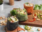 Makanan Sehat dan Enak ala Saladbar by Hadi Kitchen