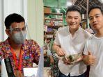 Komentari Unggahan Raffi Ahmad soal Vaksinasi, Chef Arnold Colek Kaesang dan Gibran: Kita Kapan?