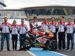 Tim Federal Oil Gresini Moto2 Kembali usung Sam Lowes di Musim 2019